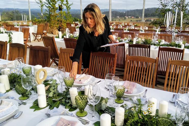 decoración bodas A Coruña